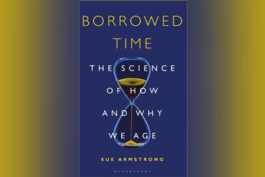 The book cover of Borrowed time