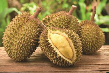 Durian fruit - Index