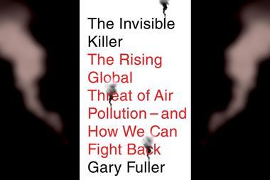 A picture of the book cover of Invisible Killer