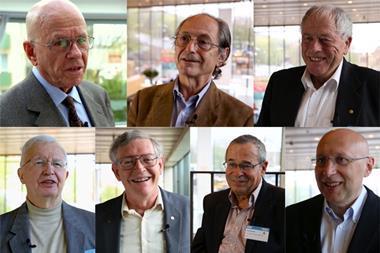 The Nobel Seven