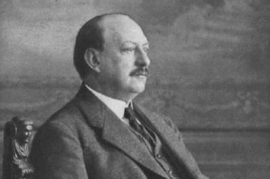 Ludwig Gattermann portrait