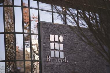 Biotrail building in Rennes, France