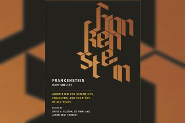Frankenstein – Annotated for scientists, engineers and creators of all kinds front cover