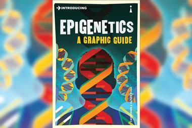 Epigenetics - a graphic guide book cover