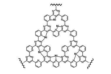 Covalent triazine frameworks