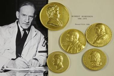 Robinson's nobel prize on sale