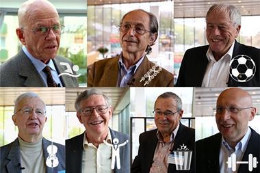 Seven chemistry Nobel laureates and their hobbies