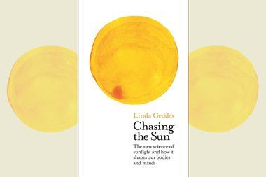 An image showing the Chasing the Sun book cover