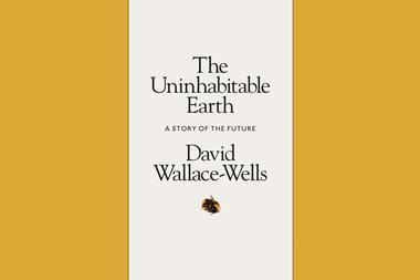 An image showing The Uninhabitable Earth book cover