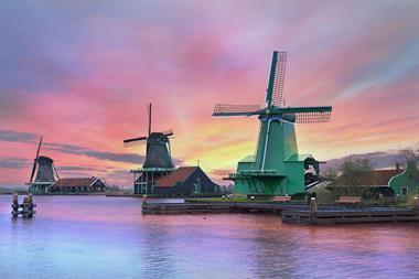0118CW - Location guide - Windmills in Zaanschan, Amsterdam