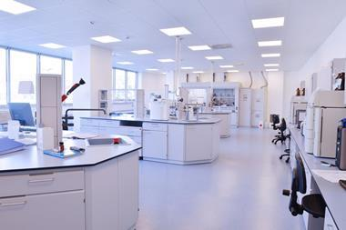 Science research laboratory