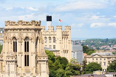 Bristol University NIB