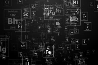 Periodic table abstract
