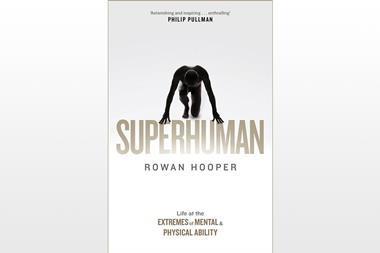 Rowan Hooper – Superhuman