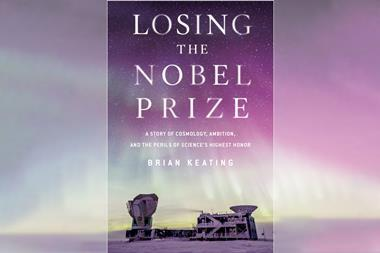 Brian Keating – Losing the Nobel prize