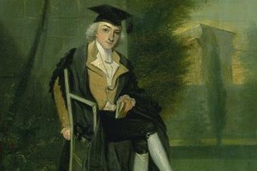 James Smithson at Oxford c. 1786