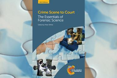 essentials of forensic science index