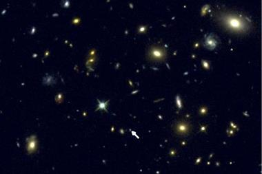 Galaxy cosmos 1908