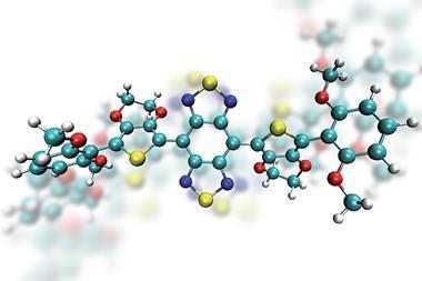 super-contrast NIR-II fluorophore - atomic structure