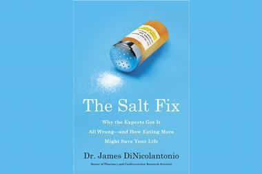 James DiNicolantonio – The salt fix