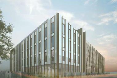 The new Novo Nordisk Research Centre Oxford