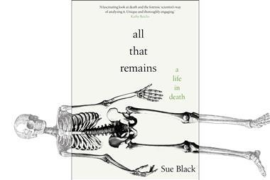 Sue Black - All That Remains
