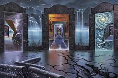 Doors leading to alternate realities