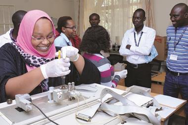 0318CW - The Insider - Analytical chemistry training partnership (PACN-GSK) in Kenya 2017 - HERO