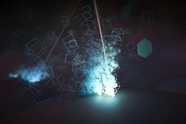 Plasmonics - Conceptual artwork