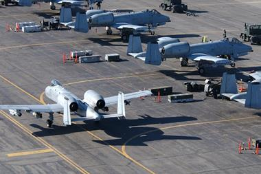 Military carrier combat aircraft