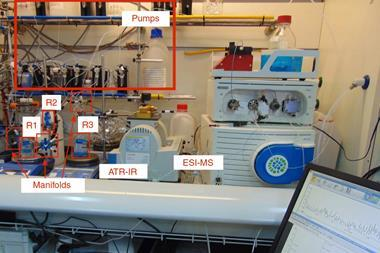 Pathway dependent chemistry platform