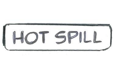 On the spot Hot Spill index