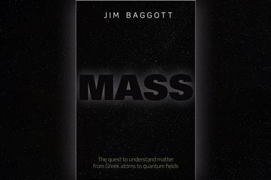 Jim Baggott – Mass
