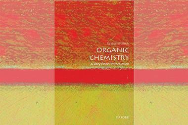 Graham Patrick – Organic chemistry