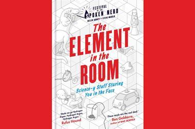 The element in the room by Helen Arney and Steve Mould