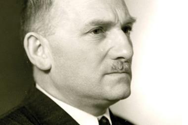 Fritz Winkler portrait picture