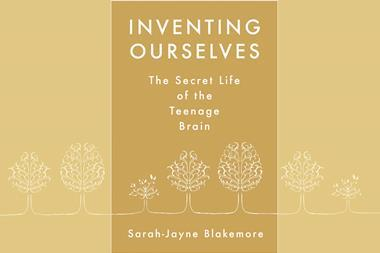 A picture of the book cover of Inventing Ourselves