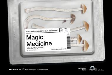 The cover of the magic medicine film