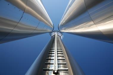 An image showing endless chimneys