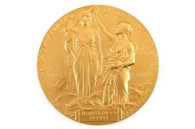 Sale of Hinshelwood s Nobel medal