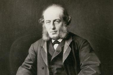 A photograph of Auguste Verneuil