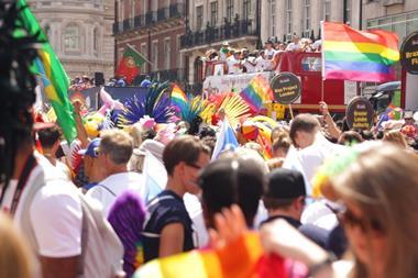 Pride in London Parade