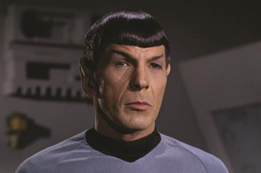 0218CW - Research Leader - Spock from Star Trek