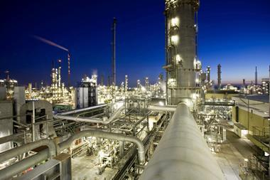 Steam cracker II, the largest individual plant at BASF's Ludwigshafen site