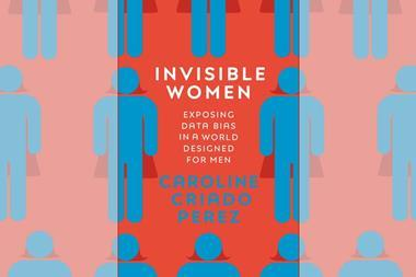 A picture of the cover of Invisible Women