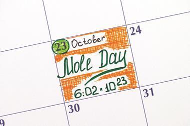 0218CW - News Leader - Mole day
