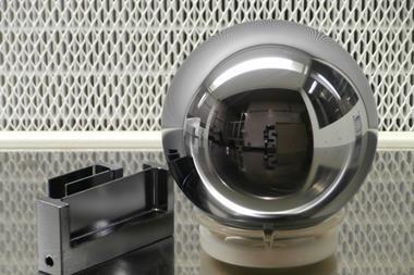 silicon sphere
