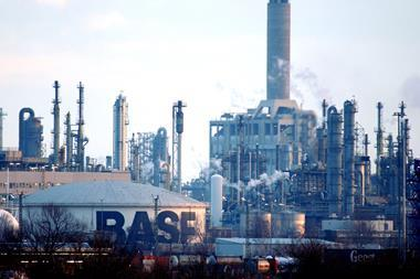 An image showing the BASF site