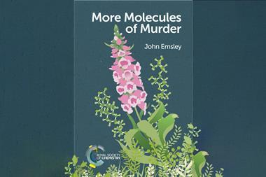 More molecules of murder – John Emsley