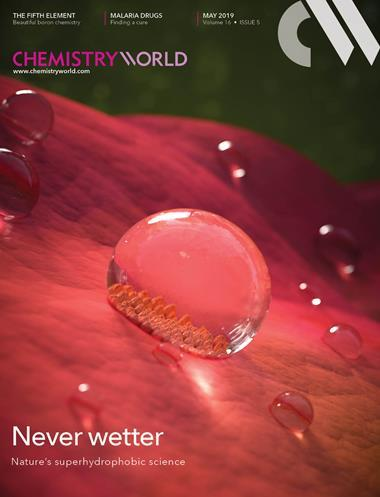 Chemistry World May 2019